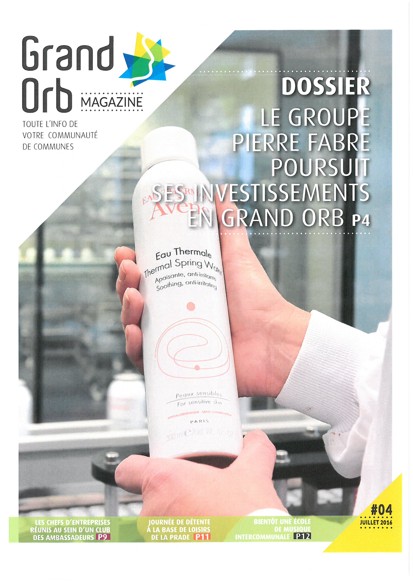 Magazine Grand Orb