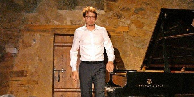 Magnifique concert au château de Dio