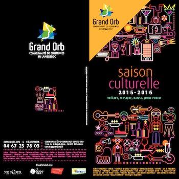 Saison culturelle Grand Orb